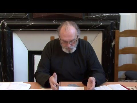 CDS, Paris, 28 janvier 2016 : Ancien Testament. Niveau 2. Pr. Gérard Reynaud