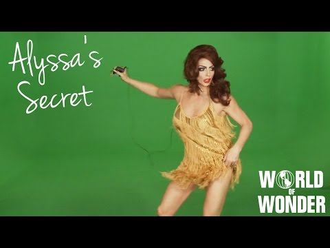 edwards - Enjoy the video? Subscribe here! http://bit.ly/1fkX0CV Check out never-before-seen footage from Alyssa's Secret! Jam-packed with Alyssa Edwards shenanigans! Featuring Laganja Estranja and...