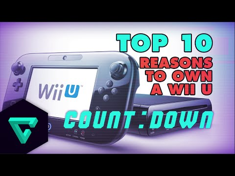 TG10: Top 10 Reasons To Own A Wii U