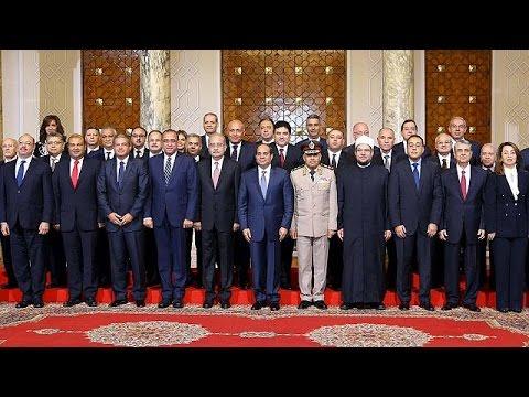 Αίγυπτος: Ορκίστηκε η νέα κυβέρνηση