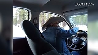 Video Shawna Cox cell phone video from inside LaVoy Finicum's truck MP3, 3GP, MP4, WEBM, AVI, FLV Juli 2019