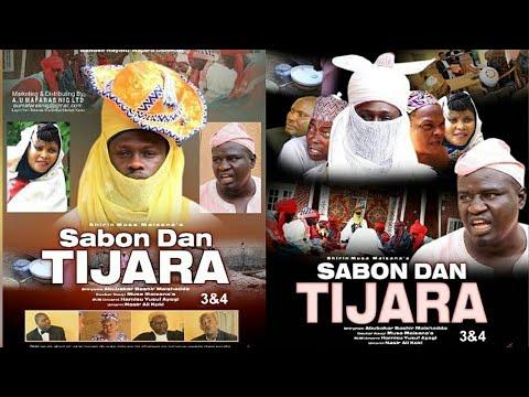 SABON DAN TIJARA 3 & 4 COMPLETE HAUSA MOVIES 2018