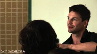 Campus Movie Fest 2009: Gale Harold Highlights