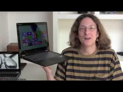 Lenovo Yoga 2 13 Review