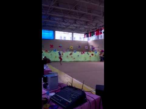 Lera Konstantinova clubs 2012 (видео)