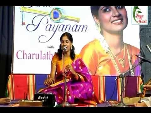 Charulatha Mani_Isai Payanam_Parthen Sirithen