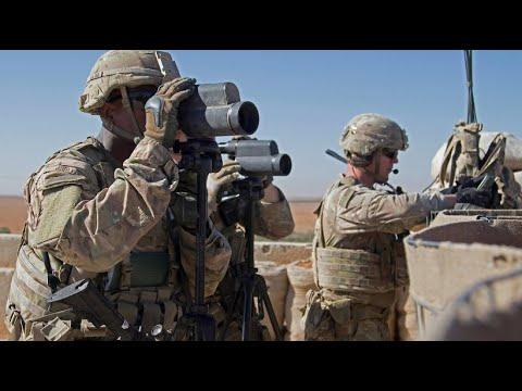 USA: 200 us-amerikanische Soldaten sollen in Syrien bleiben