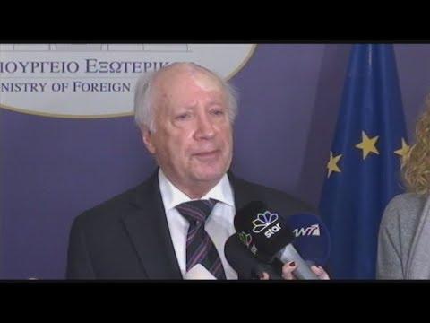 Μάθιου Νίμιτς: Ειλικρινής και ενεργητική η ελληνική κυβέρνηση