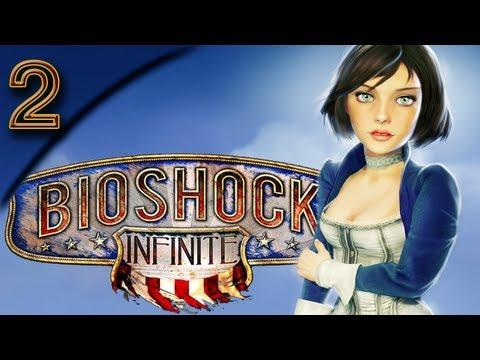 Mr. Odd - Let's Play Bioshock Infinite Part 2 - Testing Vigors At The Fair!