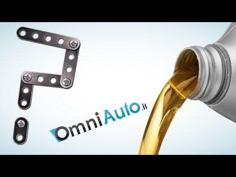 istruzioni su come cambiare l'olio motore alla vostra auto