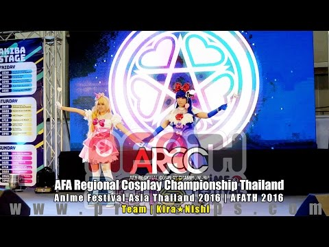 AFATH 2016 | Day 3: ARCC – Team 01 Kira Nichi – Pretty Cure
