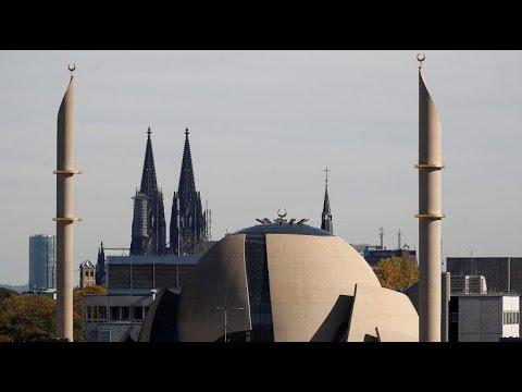 Evakuierung: Bombendrohung gegen größte Moschee Deutsc ...