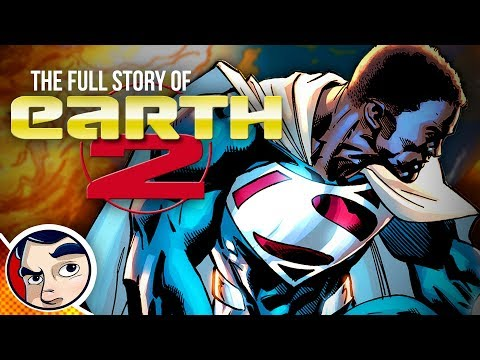 "Earth 2 ""death Of Batman & Superman To New Justice League"" - Full Story 