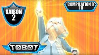 Video TOBOT - Compilation 1H (Épisodes 22 à 24) MP3, 3GP, MP4, WEBM, AVI, FLV Juli 2018