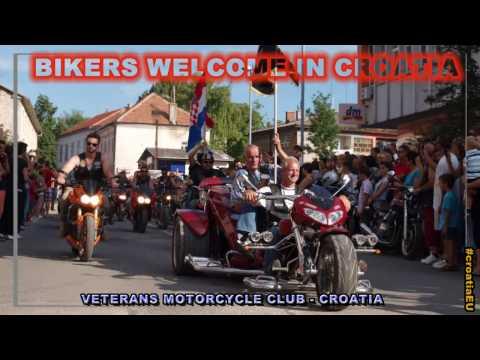 2013.07.01. - #croatiaEU - Moto klub Veterani - Croatia