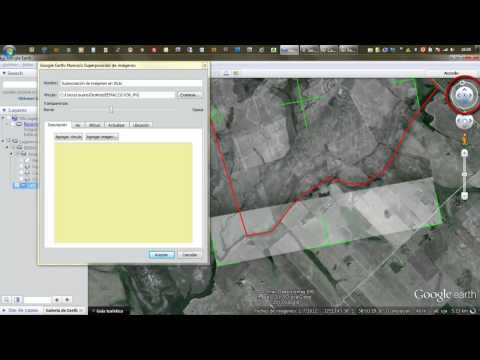 Tutorial sobre Google Earth. Parte 2
