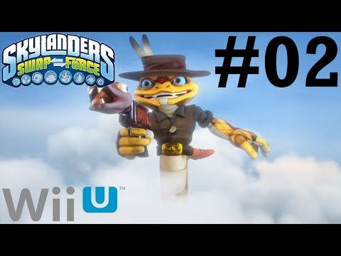 skylanders swap force wii u dark edition