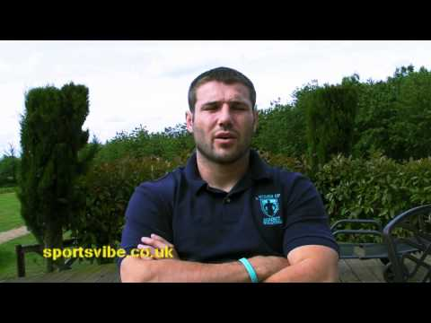 Ben Cohen talks tackling bullying and homophobia in sport