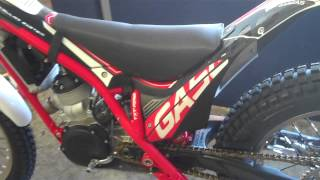 2. Street-Legal 2013 Gas Gas Competition Trials Bike!