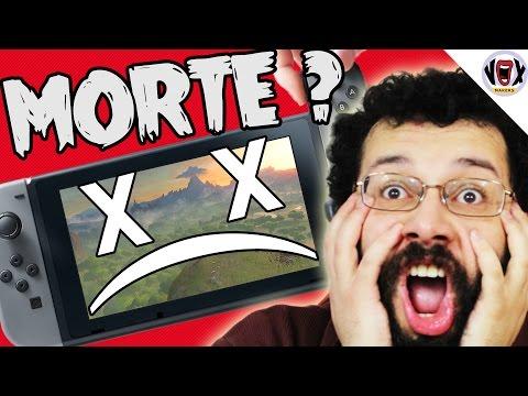 La Nintendo Switch va MOURIR... - Ermite Moderne (видео)