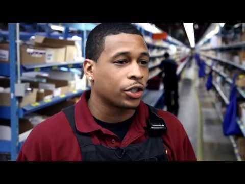 better health - McKesson employee, Tony Lockett, tells his personal story of how achieving better health is an active part of his daily routine as a line leader at a McKesso...