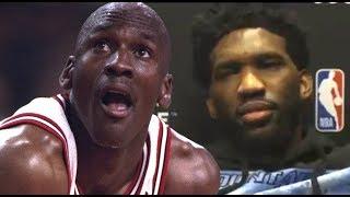 "Joel Embiid DISSES Michael Jordan! ""He Is NOT The GOAT""! by Obsev Sports"