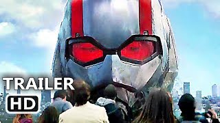 Video ANT MAN 2 Official Trailer (2018) Paul Rudd, Evangeline Lilly, Action Movie HD MP3, 3GP, MP4, WEBM, AVI, FLV Juni 2018