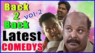 Video Back to Back Tamil Comedy Scenes | Vol 2 | Velaikkaran | Padaiveeran | Ulkuthu | Indrajith | Yemaali MP3, 3GP, MP4, WEBM, AVI, FLV Maret 2019
