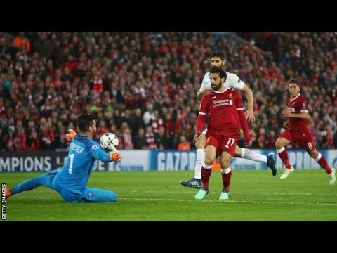 Crazy Arabic Commentator Mo Salah Two Goals Liverpool Vs Roma 5-2