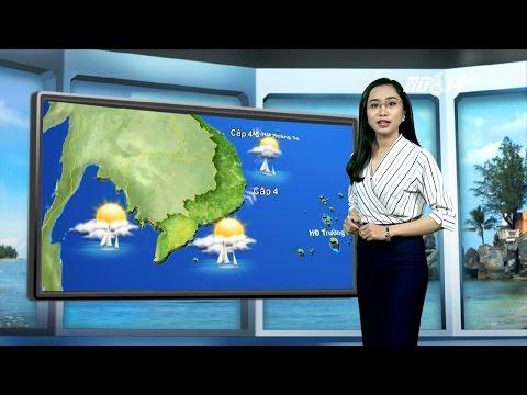 (VTC14)_Thời tiết biển ngày 22.04.2017