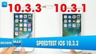 iOS 10.3.3 phiên bản chính thức đã được Apple gửi đến người dùng iPhone (5c/5s/6/6plus/6s/6splus/7/7Plus) Hãy cùng Tuyến Xoăn speedtest giữa iOS 10.3.3 với iOS 10.3.1 để xem chúng ta có nên update không nhé!-------------------------------------------------------Ngoài ra các bạn có thể tham khảo các sản phẩm điện thoại giảm giá SOCK tại maxmobile:1. Apple...👉 iPhone 5C Lock: https://goo.gl/bRp2DN...👉 iPhone 5S Lock: https://goo.gl/FpQ8ON...👉 iPhone SE Lock: https://goo.gl/r6uHsL...👉 iPhone 6 Lock 99%, 100%: https://goo.gl/0a2vSY...👉 iPhone 6S Lock: https://goo.gl/JbWivh...👉 iPhone 6 Plus Lock: https://goo.gl/bG8DZV...👉 iPhone 6S Plus Lock : https://goo.gl/bgk3O2...👉 iPhone 7 Lock 99%, 100%: https://goo.gl/qGT3LV...👉 iPhone 7 Plus Lock 99%, 100%: https://goo.gl/uUpIY4...👉 iPhone 5S QT: https://goo.gl/R3lJrg...👉 iPhone 6 QT: https://goo.gl/wPCTca...👉 iPhone 6S QT: https://goo.gl/QRmvk1...👉 iPhone 6 Plus QT: https://goo.gl/bSVRfe...👉 iPad Air 2: https://goo.gl/TRnc122. Samsung...👉 Galaxy J3 pro: https://goo.gl/JUMEr3...👉 Galaxy S6 Mỹ: https://goo.gl/4TrPu6...👉 Galaxy S6 QT 2 sim:  https://goo.gl/8PKPbS...👉 Galaxy S6 EDGE Mỹ: https://goo.gl/1S61LT5. Xiaomi...👉 Xiaomi Redmi Note 3 pro FPT: https://goo.gl/nMYDGo...👉 Xiaomi Redmi Note 4 FPT: https://goo.gl/Xg3u6y...👉 Xiaomi Mi5 FPT: https://goo.gl/puQNkE...👉 Xiaomi Mi5S Ram 4GB: https://goo.gl/ZiZZKC-----------------------------------------------Tham gia group công nghệ để thảo luận và giải đáp về các vấn đề liên quan tới Maxchannel và cửa hàng Maxmobile:https://www.facebook.com/groups/maxchannelvanhungnguoiban/https://www.facebook.com/groups/maxmobileCSKH-Tham khảo thêm thông tin về khuyến mãi, giảm giá và các tin tức công nghệ mới nhất:http://maxmobile.vn/tin-tuc/https://www.facebook.com/maxmobile.vnhttps://www.facebook.com/MaxMobileHCM-Thông tin về dịch vụ sửa chữa, giải đáp thắc mắc liên quan tới sửa chữa điện thoại, máy tính bảng:http://maxmobile.vn/dich-vu/https://www.facebook.com/maxmobilecarehttps://goo.gl/96HYS1Hot