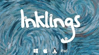 Inklings Gameplay For Kids Inklings Offical Game IOS / Android Casual Puzzle GamePlay #InklingsInklings is a beautiful Lemmings-style puzzler featuring artsy hand drawn and painted levels. Use your ingenuity to guide the otherwise hapless Inklings into the goal with an array of fantastical items including the portal gun, flip gravity, and more. Inspired by the classics, Inklings is pure addictive puzzle solving in some seriously satisfying levels. Levels - Save snoozing Inklings on Monet's Water Lilies or fly through zero gravity in Kandinsky's Several Circles. Inklings' art themed levels range from kid art and homemade paintings to classical masterpieces, each with a tricky bonus solution. Items - Dig through terrain, climb walls, flip gravity, shoot portal guns, and more. Inklings' puzzles require you to be clever and efficient in order to find your way to the goal. Shapes - Drag and drop terrain, cannons, and drawable canvases to change the world around you.
