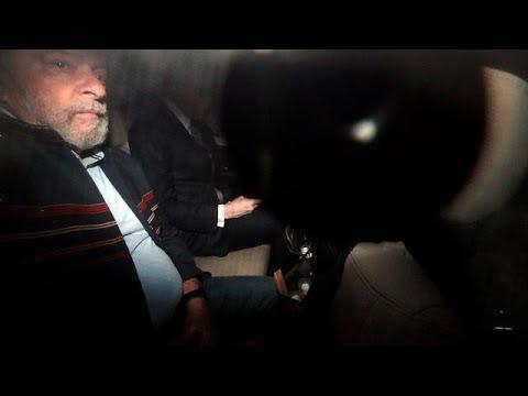 Εκπνέει η διορία που έχει δοθεί στον Λούλα ντα Σίλβα για να παραδοθεί…