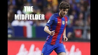 This video shows sergi roberto skills in midfield before using hime like a right back by luis enrique ! Video presented by Anass HDi...