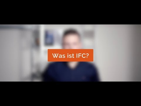 Was Ist IFC (Industry Foundation Classes)?
