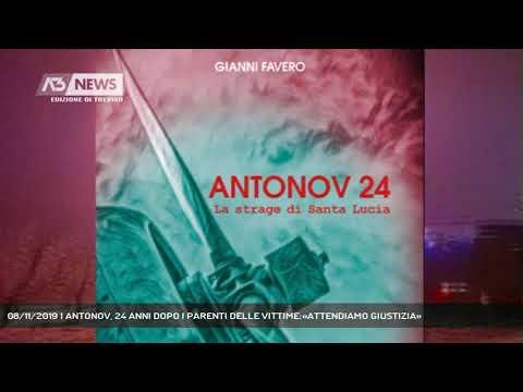 08/11/2019 | ANTONOV, 24 ANNI DOPO I PARENTI DELLE VITTIME:«ATTENDIAMO GIUSTIZIA»