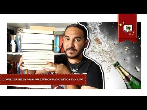 BOOKCRUSHES 2018: Os Livros Favoritos do Ano | Na Minha Estante