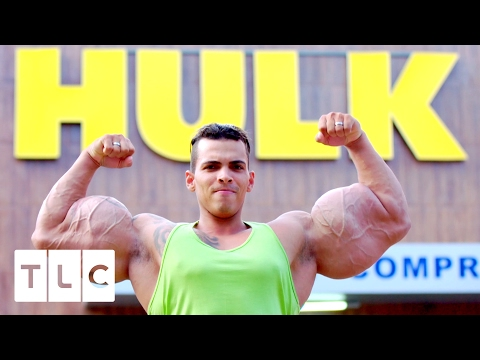 Wife Threatens To Leave Unless He Stops Injecting | Real Life Hulks