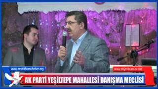 AK Parti Yeşiltepe Mahallesi Danışma Meclisi