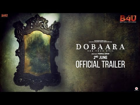 Dobaara - See Your Evil | Trailer | Huma Qureshi,