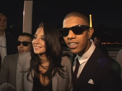 N-Dubz Fazer squirms when asked about romance with Tulisa Video