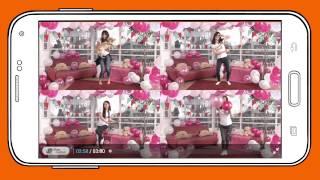 Angles(앵글스) -함께 찍는 동영상(편집,합성) YouTube 동영상