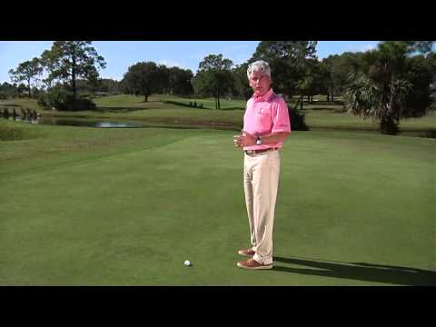The Perfect Putting Posture