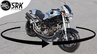 3. 2007 Ducati Monster S2R1000