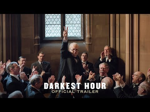 See Gary Oldman as Winston Churchill In DARKEST HOUR Trailer