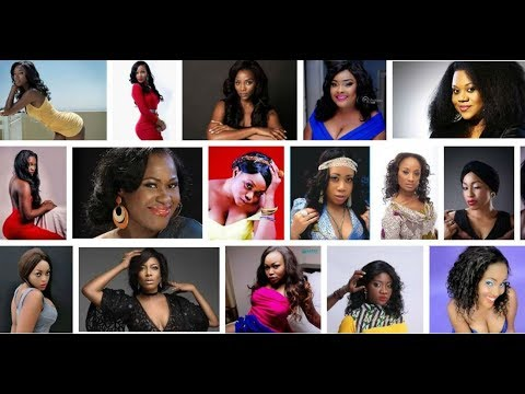 Top 20 Most Beautiful Actresses in Nigeria