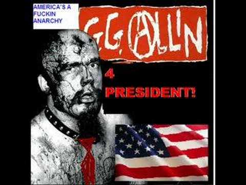 GG Allin Jabbers Bored To Death