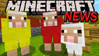Minecraft Local News: Year of the Sheep! Chinese New Year 2015 Celebration