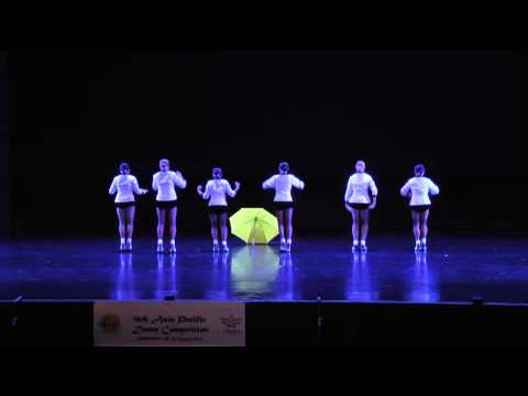 2014 APDC Open Ensemble Tap -  Singing In The Rain Remix