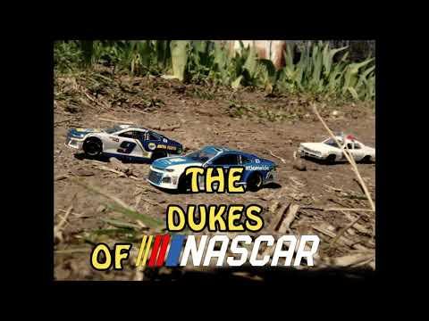 NASCAR Stop-Motion Short: The Dukes of NASCAR (TDoH Intro Parody)